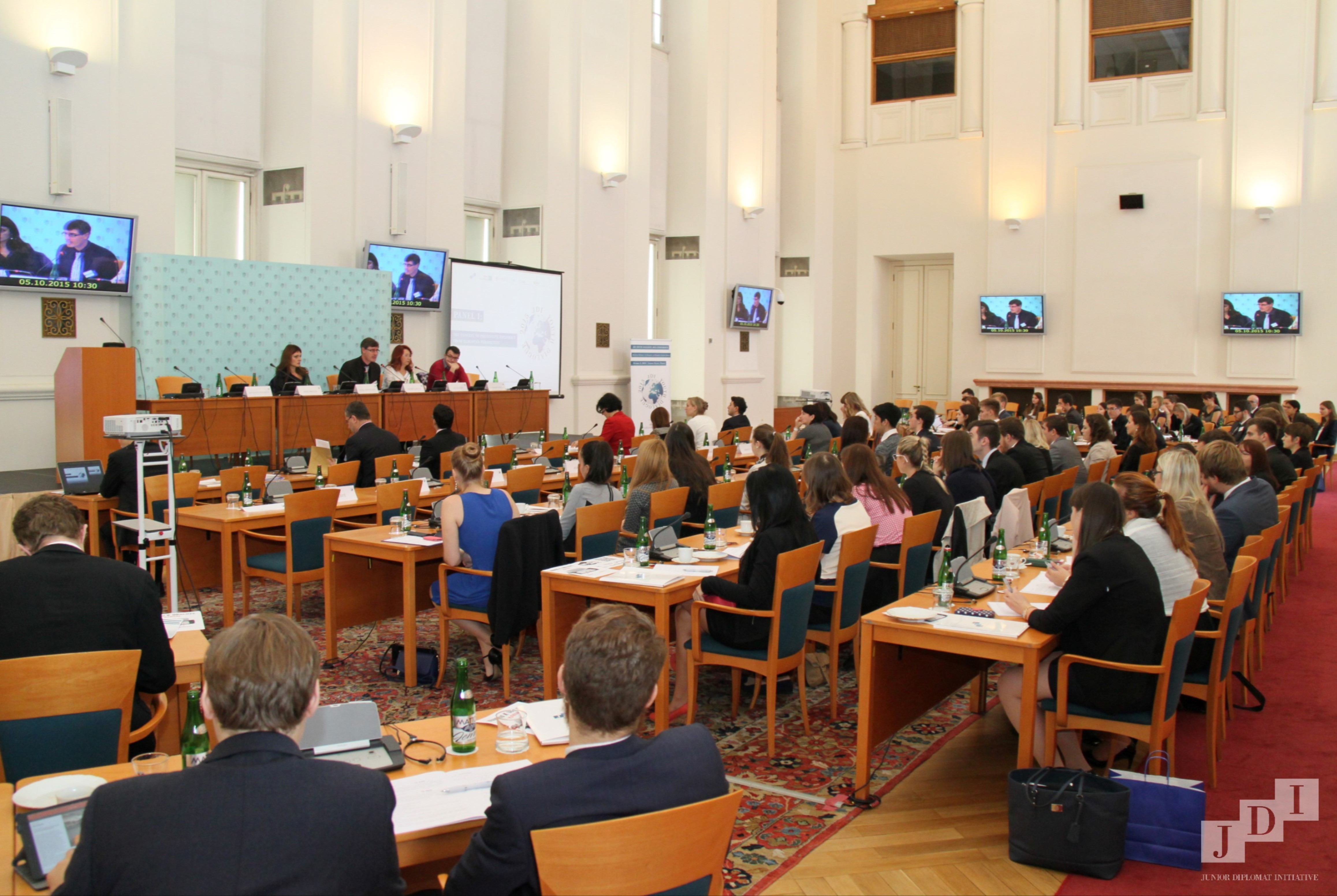 Panel 1: The Concept of Preventive Diplomacy from the European Perspective