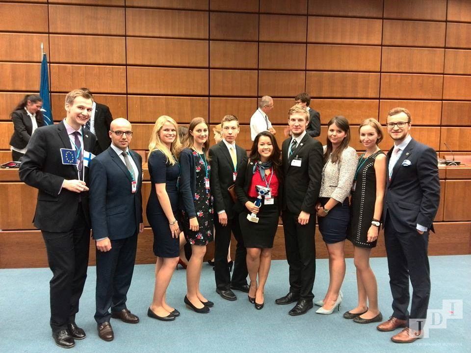 Vienna International Model of United Nations 2015