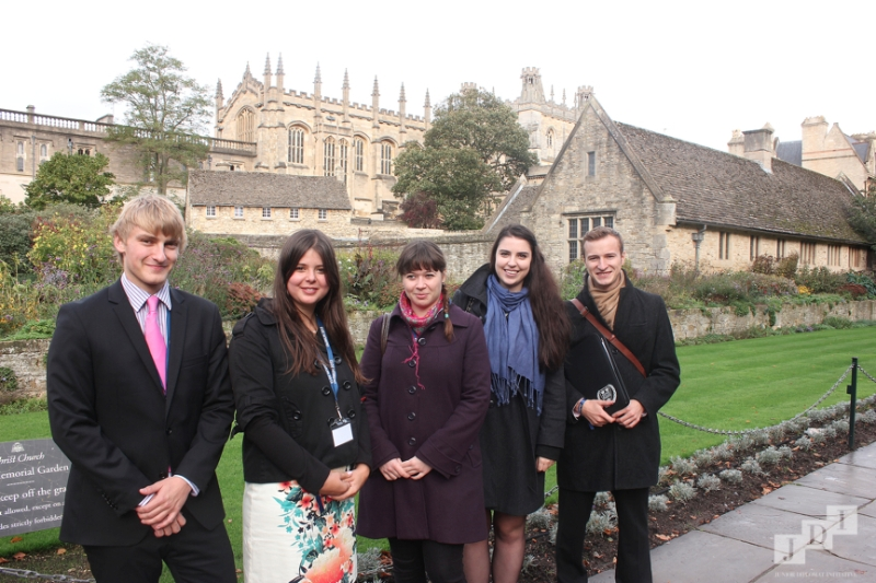 Oxford International Model United Nations 2013