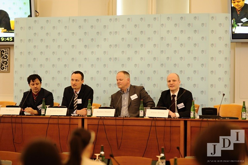 Panel 1: The EEAS: Shaping the Future of the EU Foreign Policy