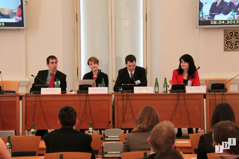 Panel 3: Czech Republic – Western Balkans and the EU: Young Professionals Perspective